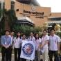 14 พฤศจิกายน 2555, ตรวจผู้ป่วยโรคผิวหนัง ทัณฑสถานหญิงธนบุรี