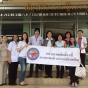 27 พฤศจิกายน 2557, ออกหน่วยแพทย์เคลื่อนที่ ณ ทัณฑสถานหญิงธนบุรี
