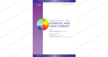 Journal of Cosmetic and Laser Therapy