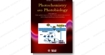 Photochemistry and Photobiology