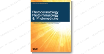 Photodermatology, Photoimmunology & Photomedicine