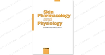 Skin Pharmacology and Physiology