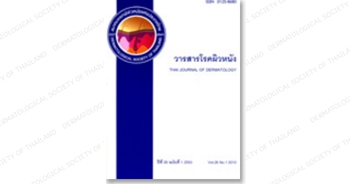 Thai Journal of Dermatology