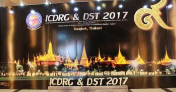 22-24 มีนาคม 2560, ICDRG & DST 2017