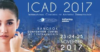 23 - 25 November 2017, ICAD
