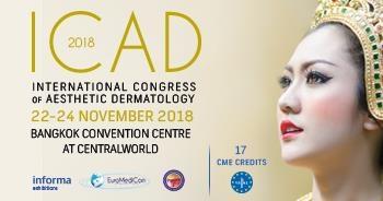 22 - 24 November 2018, ICAD